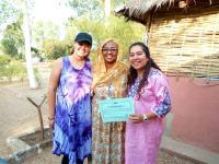 Mariel, Madame Senghor and Mariel- Mariel sandwhich